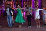 Vivek Oberoi, Riteish Deshmukh, Urvashi Rautela promote Great Grand Masti on the sets of Comedy Nights Bachao  (1)_57873dcbd623c.JPG