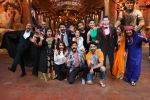 Vivek Oberoi, Riteish Deshmukh,Urvashi Rautela promote Great Grand Masti on the sets of Comedy Nights Bachao on 13th July 2016-1