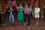 Vivek Oberoi, Riteish Deshmukh,Urvashi Rautela promote Great Grand Masti on the sets of Comedy Nights Bachao on 13th July 2016-1 (5)_578753ade751c.JPG