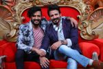 Vivek Oberoi, Riteish Deshmukh,Urvashi Rautela promote Great Grand Masti on the sets of Comedy Nights Bachao on 13th July 2016-1 (7)_57875381a04f1.JPG