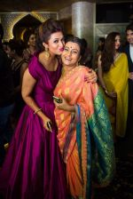 Divyanka Tripathi and Jaya Bhattacharya at Divyanka-Vivek_s Happily Ever After Party in Mumbai on 14th july 2016_5789240bc59af.jpg