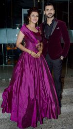 Divyanka-Vivek_s Happily Ever After Party in Mumbai on 14th july 2016(2)_57892431d690e.jpg