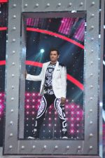 Ganesh Hegde on the sets of Jhalak Dikhla Jaa 9 in Mumbai on 15th July 2016