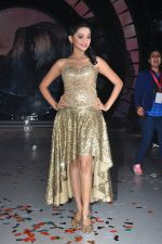 Helly Shah on the sets of Jhalak Dikhla Jaa 9 in Mumbai on 15th July 2016
