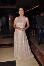 Kranti Redkar at Kiran Kulkarni vs Kiran Kulkarni marathi Movie premiere on 14th July 2016