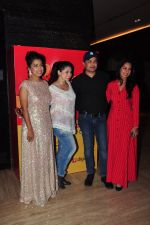 Priya Marathe, Kranti Redkar, Subodh Bhave at Kiran Kulkarni vs Kiran Kulkarni marathi Movie premiere on 14th July 2016