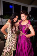 Rati Pandey- Divyanka Tripathi at Divyanka-Vivek_s Happily Ever After Party in Mumbai on 14th july 2016 _5789246722e1f.jpg