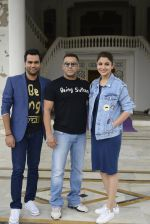 Salman Khan, Anushka Sharma, Ali Abbas Zafar at Sultan press meet in panvel on 15th July 2016 (72)_578927e65af00.JPG