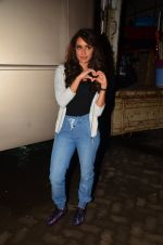 Shraddha Kapoor snapped at Mehboob on 15th July 2016 (7)_578936e774b92.JPG