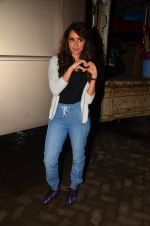 Shraddha Kapoor snapped at Mehboob on 15th July 2016 (8)_578936e834cf5.JPG