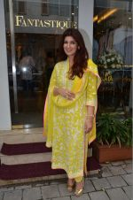 Twinkle Khanna at the launch of FANTASTIQUE by Abu Sandeep on 15th July 2016 (14)_57892a78acd13.JPG