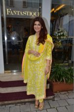 Twinkle Khanna at the launch of FANTASTIQUE by Abu Sandeep on 15th July 2016 (20)_57892a7ccfba7.JPG