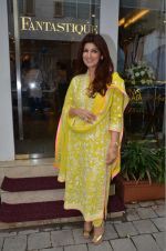 Twinkle Khanna at the launch of FANTASTIQUE by Abu Sandeep on 15th July 2016 (24)_57892a80bf71d.JPG