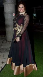 Vahbbiz Dorabjee at Divyanka-Vivek_s Happily Ever After Party in Mumbai on 14th july 2016_578924511073e.jpg