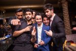 Vivek Dahiya and friends at Divyanka-Vivek_s Happily Ever After Party in Mumbai on 14th july 2016_5789237f932b8.jpg