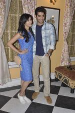 Namita Dubey, Priyanshu Jora at Sony launches Bade Bhaiya ki Dulhania on 15th July 2016