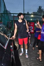 Aditya Roy Kapoor snapped at soccer match on 17th July 2016