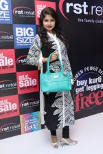 Ananya at the launch of designer collection for families & Exclusive Offers at RST-Retail in Tirmulgherry, Secunderabad on 17th July 2016 (5)_578c6abdcbd52.JPG
