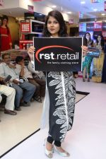 Ananya at the launch of designer collection for families & Exclusive Offers at RST-Retail in Tirmulgherry, Secunderabad on 17th July 2016 (7)_578c6abf6d4bc.JPG