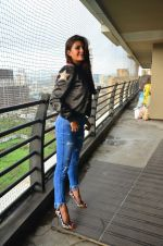 Jacqueline Fernandez at Dishoom promotions in Mumbai on 17t