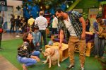 Jacqueline Fernandez, John Abraham promote Dishoom on the sets of The Kapil Sharma Show on 17th July 2016