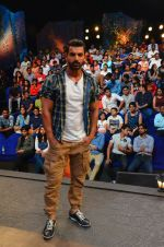 John Abraham promote Dishoom on the sets of The Kapil Sharma Show on 17th July 2016