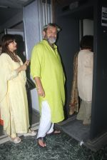 Mahesh Manjrekar at Satish Kaushik