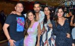 Nihit Srivastava, Puja Banerjee,Kunal Verma with Friend & Shraddha Arya at Kunal Verma_s Birthday celebration in R Adda on 17th July 2016_578c620540771.JPG