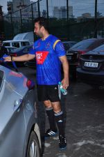 Raj Kundra snapped at soccer match on 17th July 2016