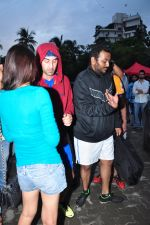 Ranbir Kapoor snapped at soccer match on 17th July 2016