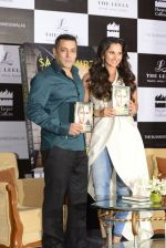 Salman Khan launches Sania Mirza_s Autobiography on 17th July 2016 (40)_578c76688ac3e.JPG
