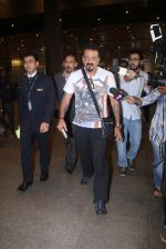Sanjay Dutt snapped at Mumbai airport on 17th July 2016