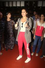 Shraddha Kapoor snapped at Mumbai airport on 17th July 2016