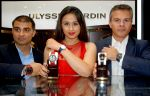 Simrath Juneja during the national launch of Anchor Tourbillon Watch from Ulysse Nardin Worth Rs.60 Lakhs on 17th July 2016 (50)_578c6ddb0910d.JPG