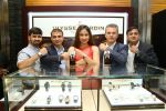 Simrath Juneja during the national launch of Anchor Tourbillon Watch from Ulysse Nardin Worth Rs.60 Lakhs on 17th July 2016