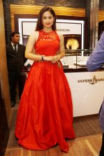 Simrath Juneja during the national launch of Anchor Tourbillon Watch from Ulysse Nardin Worth Rs.60 Lakhs on 17th July 2016 (61)_578c6de930472.JPG