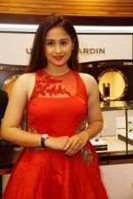 Simrath Juneja during the national launch of Anchor Tourbillon Watch from Ulysse Nardin Worth Rs.60 Lakhs on 17th July 2016 (62)_578c6dea99185.JPG