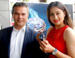 Simrath Junja during the national launch of Anchor Tourbillon Watch from Ulysse Nardin Worth Rs.60 Lakhs on 17th July 2016 (15)_578c6d7e04e50.JPG