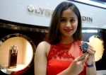 Simrath Junja during the national launch of Anchor Tourbillon Watch from Ulysse Nardin Worth Rs.60 Lakhs on 17th July 2016 (16)_578c6d7f0e8f1.JPG
