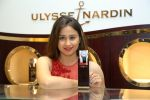 Simrath Junja during the national launch of Anchor Tourbillon Watch from Ulysse Nardin Worth Rs.60 Lakhs on 17th July 2016 (21)_578c6d7ad3bcc.JPG