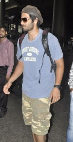Ali Fazal snapped at airport on 18th July 2016