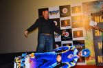 Nathan Jones at A Flying Jatt promotion on 18th July 2016