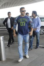 Salman Khan snapped at airport on 18th July 2016