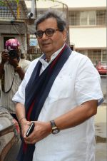 Subhash Ghai at Whistling Woods convocation in Mumbai on 18th July 2016