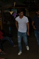 Sushant singh Rajput snapped in Mumbai on 18th July 2016