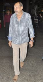 Tinu Anand snapped at airport on 18th July 2016