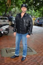Adhyayan Suman snapped in Mumbai on 19th July 2016