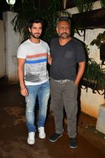 Anubhav Sinha at Madaari screening in Mumbai on 19th July 2016