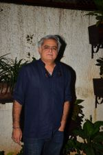 Hansal Mehta at Madaari screening in Mumbai on 19th July 2016