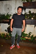 Homi Adajania at Madaari screening in Mumbai on 19th July 2016